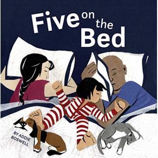 Five on the Bed (Bog, Hardback)