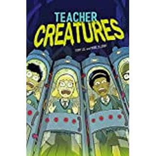 EDGE: Bandit Graphics: Teacher Creatures (Bog, Hardback)