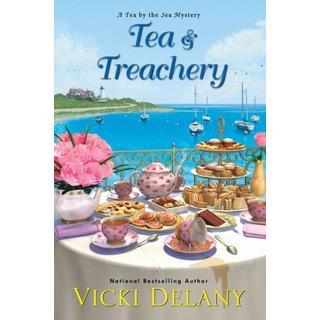 Tea and Treachery (Bog, Hardback)