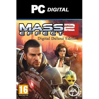 Mass Effect 2: Digital - Deluxe Edition