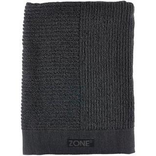 Zone Match Badehåndklæde Sort (140x70cm)