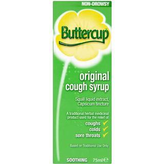 Buttercup Original Cough 75ml
