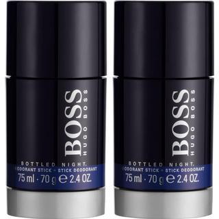 Hugo Boss Boss Bottled Night Deo Stick 75ml 2-pack