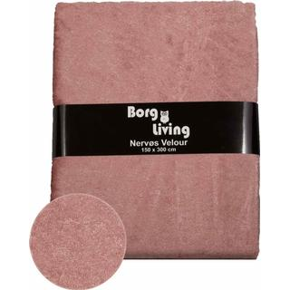 Borg Living Nervøs 5-pack Duge Lyserød (300x150cm)
