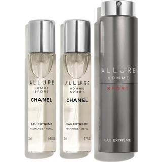 Chanel Allure Homme Sport Eau Extreme EdT + Refill