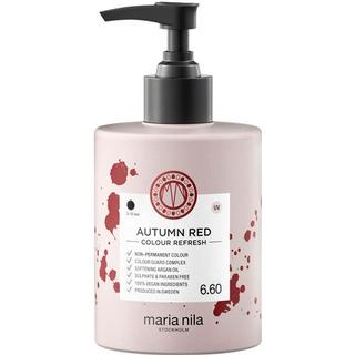 Maria Nila Colour Refresh #6.60 Autumn Red 300ml