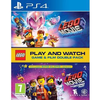 LEGO Movie 2 Game & Film double pack