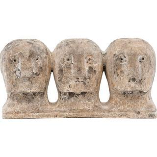 House Doctor Ancient Head 14cm Figur