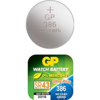 GP Batteries Ultra Plus 386