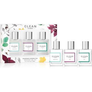 Clean Perfume Layering Trio 3x30ml