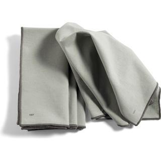 Hay Contour 4-pack Tekstilserviet Grå (40x40cm)
