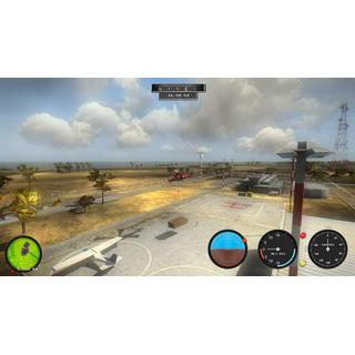 Helicopter Simulator: Search & Rescue