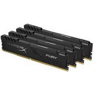 HyperX Fury Black DDR4 2400MHz 4x16GB (HX424C15FB3K4/64)