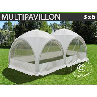 Dancover Partytelt Multipavillon 3x6m