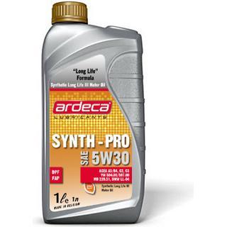 Ardeca Synth Pro Long Life 5W-30 1L Motorolie