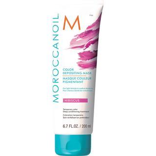 Moroccanoil Color Depositing Mask Hibiscus 200ml