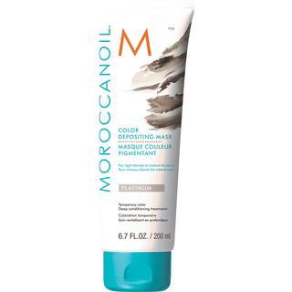Moroccanoil Color Depositing Mask Platinum 200ml