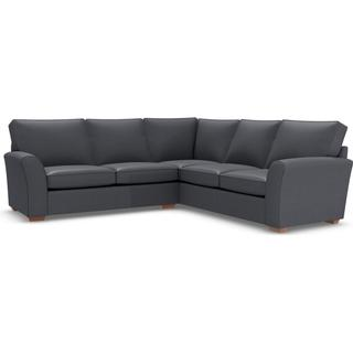 Marks & Spencer Lincoln Lædersofa 4 pers.