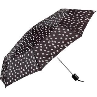 Fashinalizer Bag Umbrella Polka Dots Black