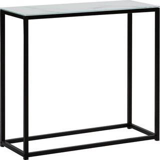 Beliani Delano 80cm Glass Konsolbord