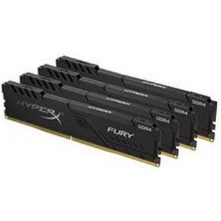 HyperX Fury Black DDR4 3200MHz 4x32GB (HX432C16FB3K4/128)