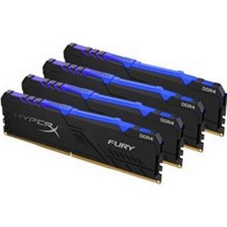 HyperX Fury RGB DDR4 3000MHz 4x16GB (HX430C15FB3AK4/64)