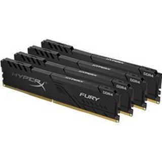 HyperX Fury Black DDR4 3200MHz 4x16GB (HX432C16FB3K4/64)