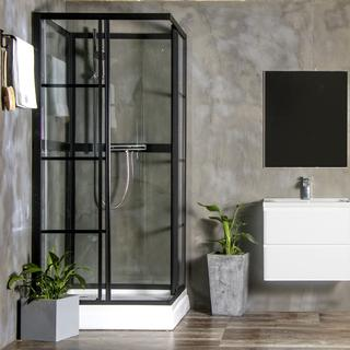 Bathlife Betrakta elegant (134541) 900.0x900.0x2000.0mm