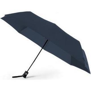 BigBuy Foldbar Paraply Navy Blå (144601)