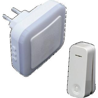 Foss Europe Trend Premium BLUU1 Wireless Doorbell