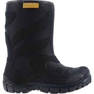 Melton Thermo Boots - Navy