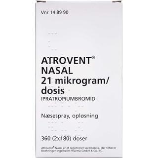 Atrovent 21mg 2stk