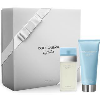 Dolce & Gabbana Light Blue Gift Set EdT 25ml + Body Cream 50ml