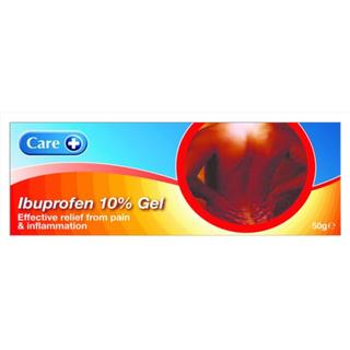 Care+ Ibuprofen 10% 50g