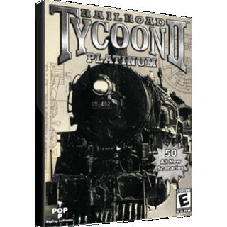 Railroad Tycoon 2 Platinum Edition