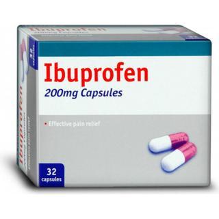 Ibuprofen 200mg 32stk