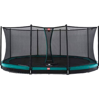 Berg Grand Favorit Inground 520x345cm + Comfort Safety Net