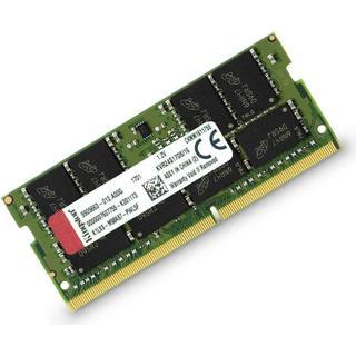 Kingston ValueRAM SO-DIMM DDR4 2400MHz 16GB (KVR24S17D8/16)