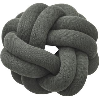 Design House Stockholm Knot Pyntepuder Forest Green (15x30cm)