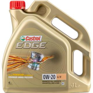 Castrol Edge Professional LL IV 0W-20 4L Motorolie