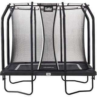 Salta Premium Black Edition Rectangular 305x214 + Safety Net
