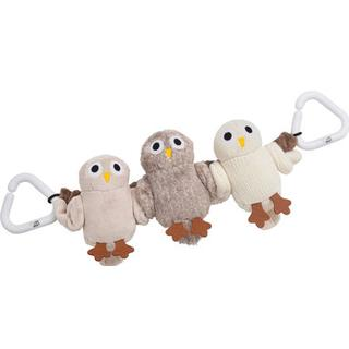 Rätt Start Baby Owl Trolley Toy