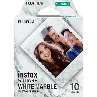 Fujifilm Instax Square Film White Marble 10 pack