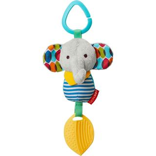 Skip Hop Bandana Buddies Chime & Teethe Toy Elephant