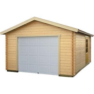 Lillevilla Garage 2 - 20m2 3900x5100 mm