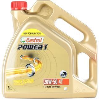 Castrol Power 1 4T 20W-50 4L Motorolie