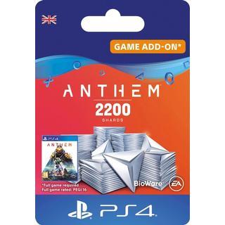 Electronic Arts Anthem - 2200 Shards - PS4