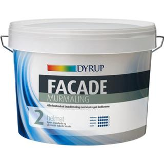 Dyrup 2 Facademaling Hvid 9L
