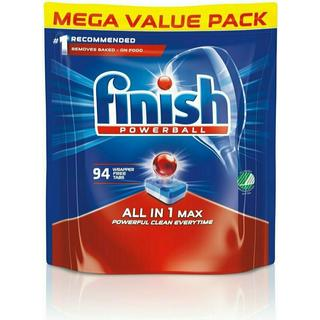 Finish Powerball All In 1 Max 94 Tablets