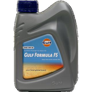 Gulf Formula FS 5W-30 1L Motorolie